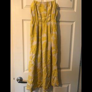 3.1 Phillip Lim yellow dress.